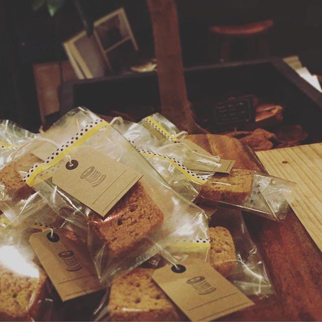 パッケージ終了…、いつとは言いませんが、運良くスゥレッド2周年の日に御来店頂いたお客様にはささやかながらクッキーをプレゼント予定です3年目のthreadもどうぞよろしくお願い致します。#スゥレッドカフェ
