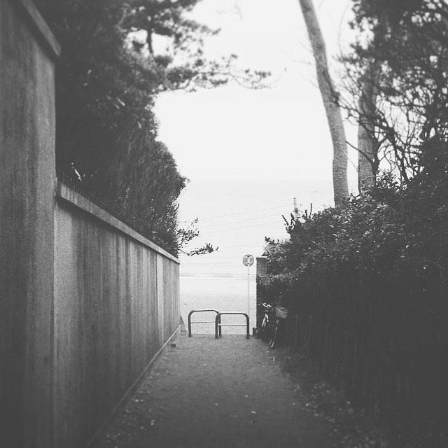 本日、1日は定休日です。ご迷惑をおかけ致します。..森戸海岸につづく、少し薄暗い小径。途中から青い海が見えるワクワク感。いかにも京都らしいエントランスと言われるのですが、お店を作るとき、イメージしたのはこの小径です。通り抜けると、京都ではない何処かに行ける。そんな小径であればなぁと思います。..今月のお休みは1(月)、11(木)、15(水)です11(木)はメンテナンスのため臨時休業となります。ご迷惑おかけします。今月もどうぞよろしくお願い致します